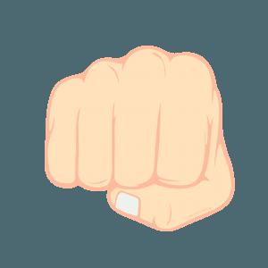 Empowered Fist