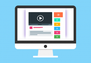 Use similar colors and fonts on your landing page video as you do on your website.