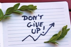 don't give up small business