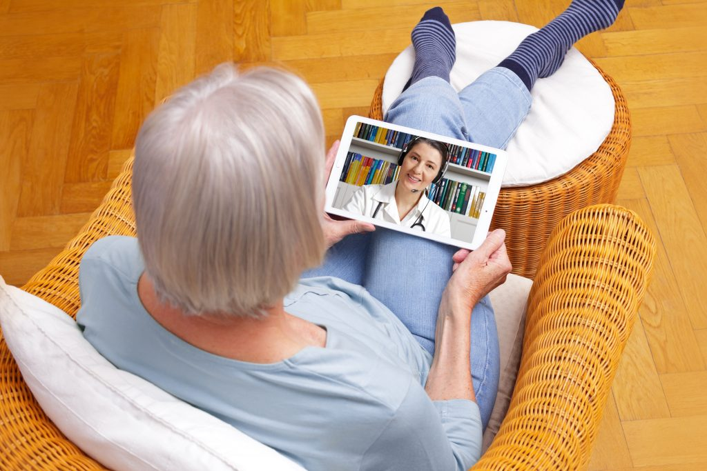 medical practices can adapt using telemedicine
