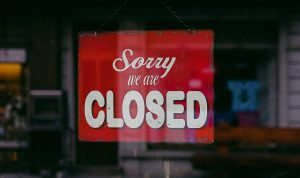 small business closures