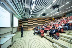 students as customer to attract qualified students