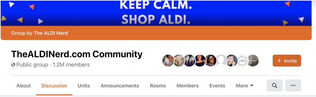 Aldi Nerds Community