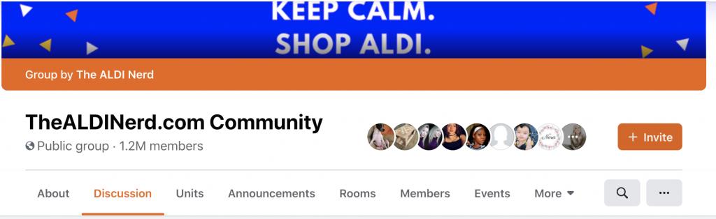 Aldi Nerds Community