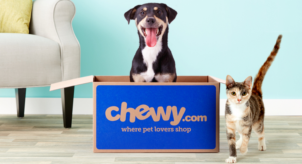The Chewy Brand Inspires Loyalty