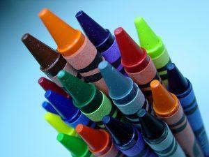 brand distinction: Crayola
