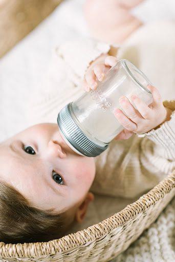 Baby Mason Bottle